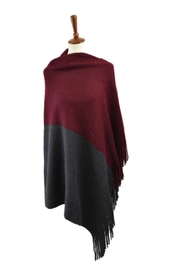 Lavand Convertible Shawl - Side cropped