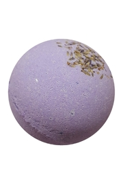 FIZZ TIME LLC LAVENDER LULLABY BATH BOMB - Front cropped