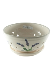 Emerson Creek Pottery Lavender Berry Bowl - Product Mini Image