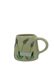 Emerson Creek Pottery Lavender Classic Mug - Product Mini Image