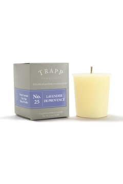 Trapp Candles Lavender De Provence - Alternate List Image