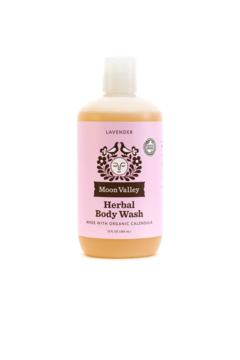 Moon Valley Organics - Faire Lavender Herbal Body Wash - Alternate List Image