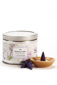 Gift Craft Lavender Incense Cones - Product List Image