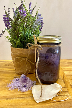 Shoptiques Product: Lavender Lotus Bath Tea