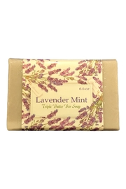 Soap and Water Newport Lavender Mint barsoap - Product Mini Image