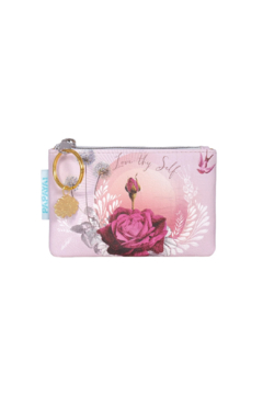 PAPAYA! Lavender Rose Coin Purse - Product List Image