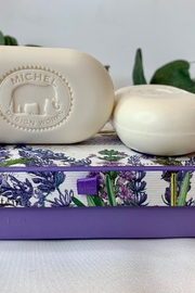 Michel Design Works Lavender Rosemary Shea Butter Soap - Product Mini Image