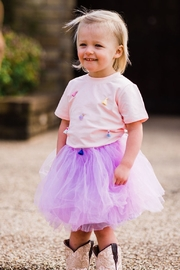 Doe a Dear Lavender Tutu Skirt - Product Mini Image