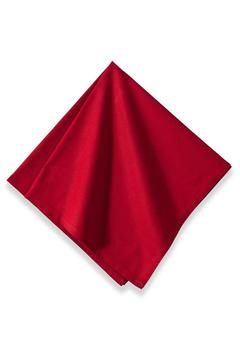 Shoptiques Product: Red Napkin Set