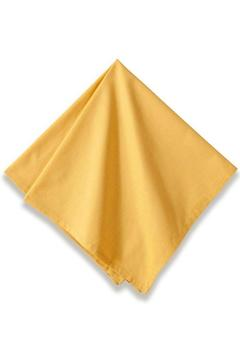 Shoptiques Product: Yellow Napkin Set