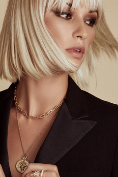 Erin Fader Jewelry Lavish Links Necklace - Product List Image