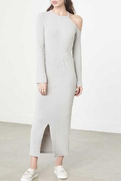Shoptiques Product: Cutaway Asymmetric Dress