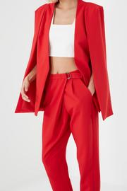 LAVISH ALICE D-Ring Crossover Trouser - Product Mini Image