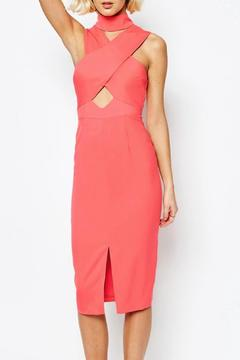 Shoptiques Product: Key Hole Midi Dress