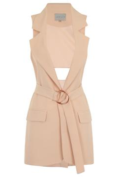 Shoptiques Product: Open Back Trench