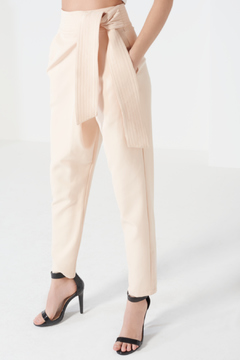 Shoptiques Product: Sash Crossover Trousers