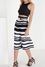 LAVISH ALICE Stripe Culottes - Product Mini Image