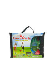 Funsparks LLC Lawn Darts Glow in the Dark - Front cropped