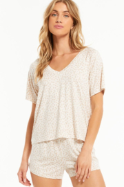z supply Lay Low Vneck - Product Mini Image