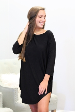 Mainstreet Collection Layer Me Up Slouchy Tunic/Dress - Product List Image