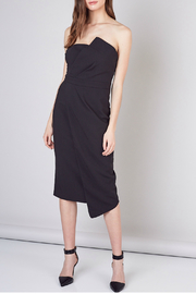 Do & Be LAYER OPEN SHOULDER DRESS - Product Mini Image