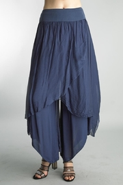 Tempo Paris Layer Silk Pants - Product Mini Image