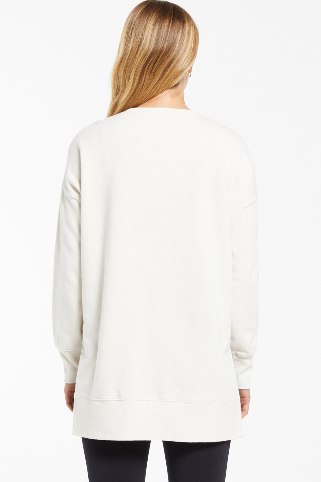 z supply Layer Up Sweatshirt - Side Cropped Image