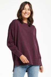 z supply Layer Up Sweatshirt - Front cropped