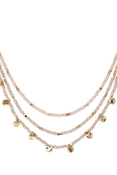 US Jewelry House Layered Bead Necklace - Product List Image
