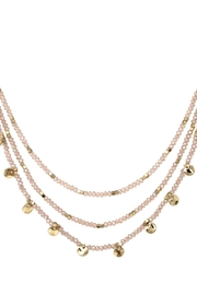US Jewelry House Layered Bead Necklace - Product Mini Image