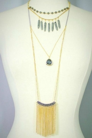 Embellish Layered Boho Necklace - Product Mini Image