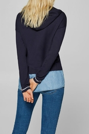 Esprit Layered Effect Hoodie - Front full body