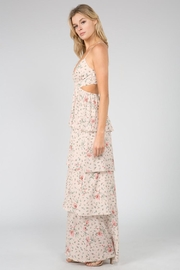 FANCO Layered Floral Maxi - Side cropped