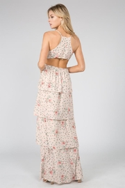 FANCO Layered Floral Maxi - Front full body