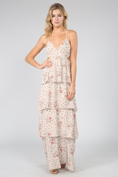 FANCO Layered Floral Maxi - Product List Image