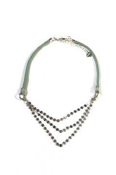 Shoptiques Product: Layered Leather Necklace