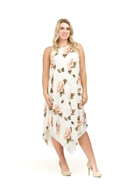 Papillon Layered Maxi Dress - Product Mini Image