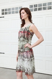 Yest Layered Multi-Color Dress - Product Mini Image