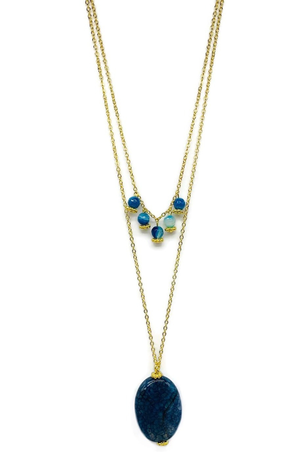 Ananda Chicago  Layered Necklace - Main Image