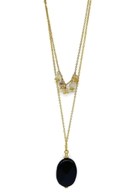 Ananda Chicago  Layered Necklace - Product Mini Image