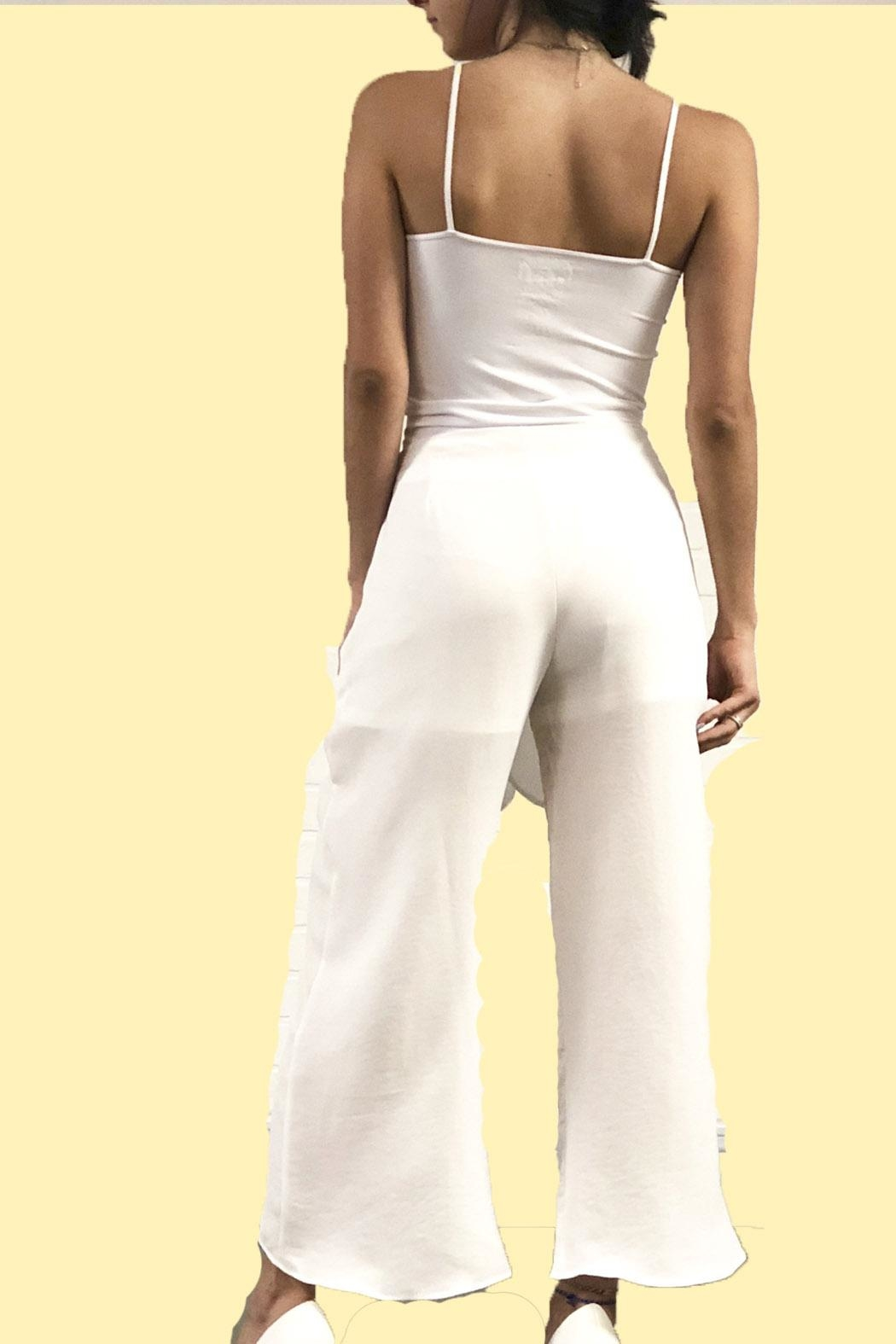 story on Layered Pants - Side Cropped Image