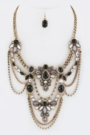 Nadya's Closet Layered Statement Necklace-Set - Product Mini Image