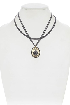 Shoptiques Product: Layered Sun Necklace