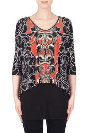 Joseph Ribkoff Layered Tunic - Product Mini Image