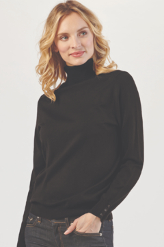 Charlie Paige Layering Turtleneck Sweater - Product List Image