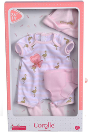 Corolle Layette Set - 14 Inch - Side cropped