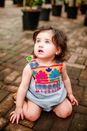 Cheeni Baby Layla Banjara Bubble - Side cropped