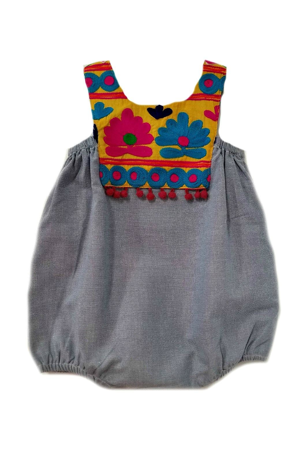 Cheeni Baby Layla Banjara Bubble - Back Cropped Image