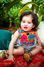 Cheeni Baby Layla Banjara Bubble - Front cropped
