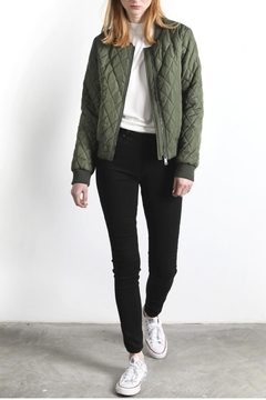 Mod Ref Layla Bomber Jacket - Alternate List Image
